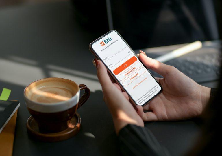 transformasi digital bank bni adrena